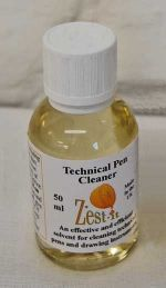 Zest-it® Technical Pen Cleaner 50ml