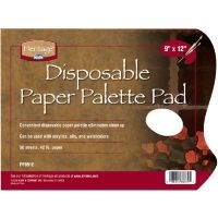 Heritage Disposable Palette Block 50 sheets