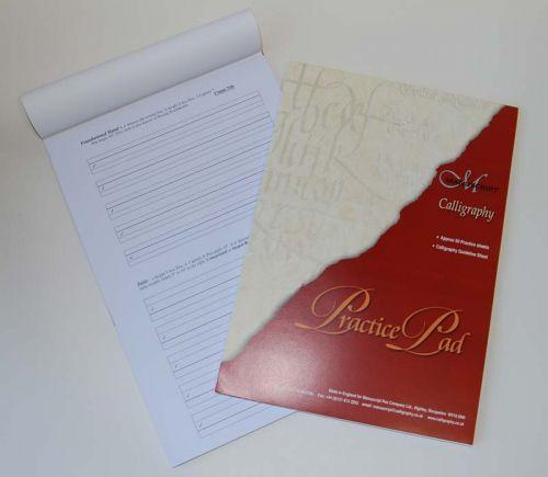 Dip pen nibs accessories manuscript calligraphy practice pad