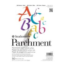 Strathmore Parchment Pad 8.5 x 11 inch